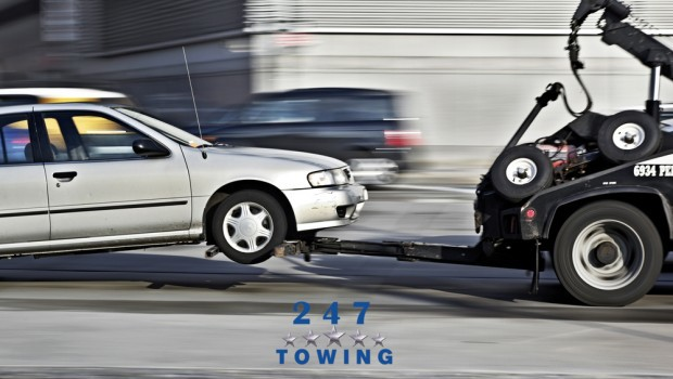 Sallins professional Car Towing services