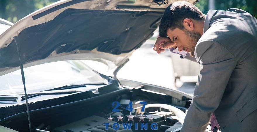 emergency Car Battery Replacement in Johnstown