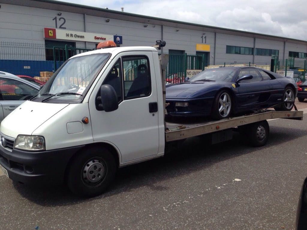 towing service dublin